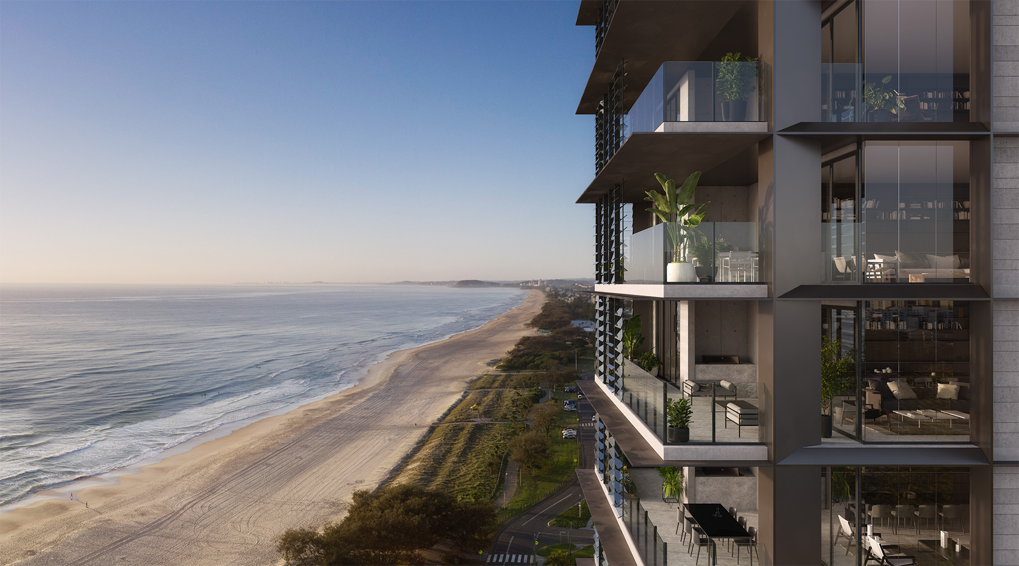 Ground breaks on luxury $65m development rising in Broadbeach