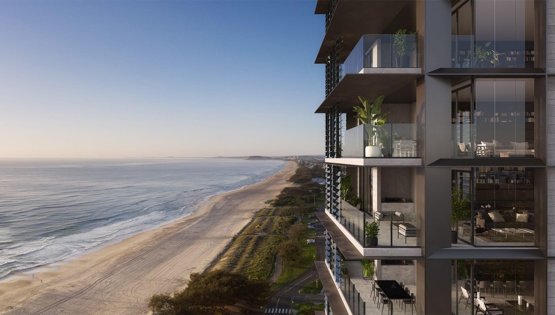 The Urban Developer: McNab Tops Out $65m Broadbeach Tower